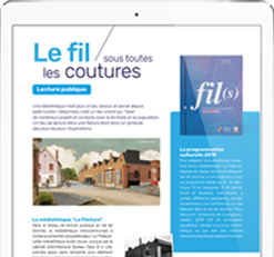 Exemple page du Mag