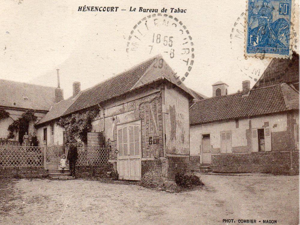 Henencourt-chateau