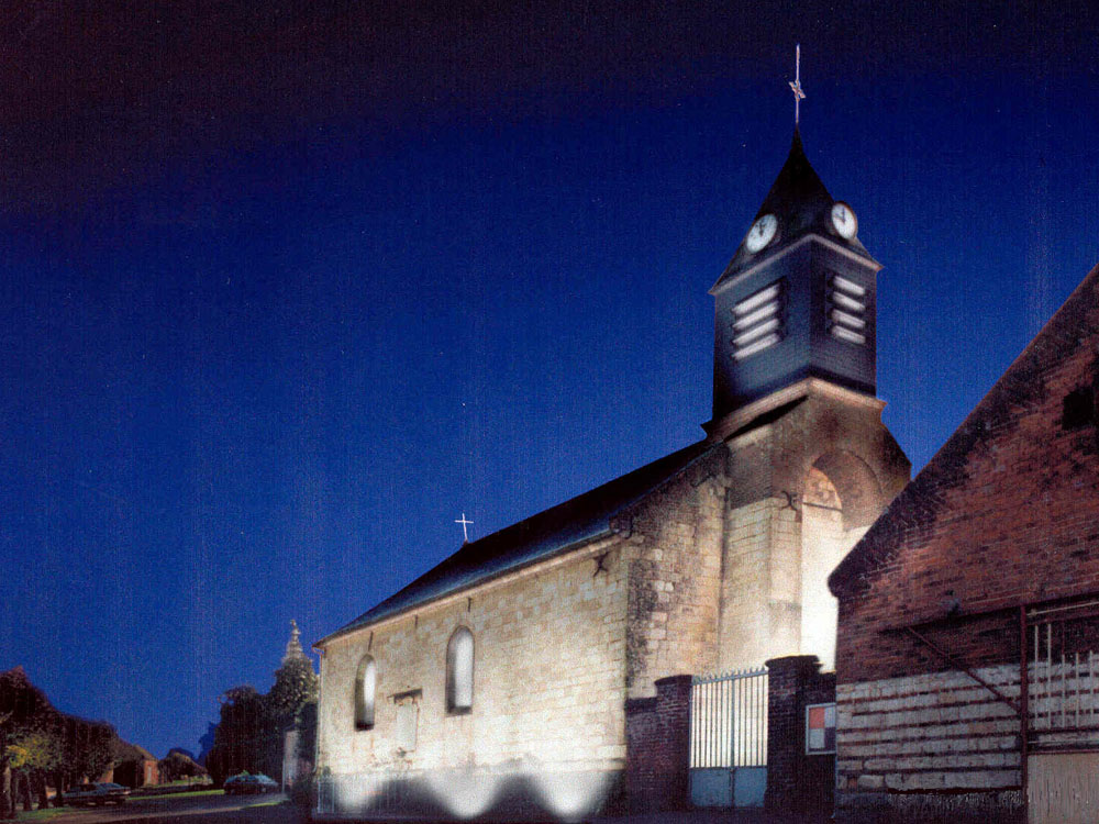 Lahoussoye-Eglise-Saint-Pierre-ès-Liens