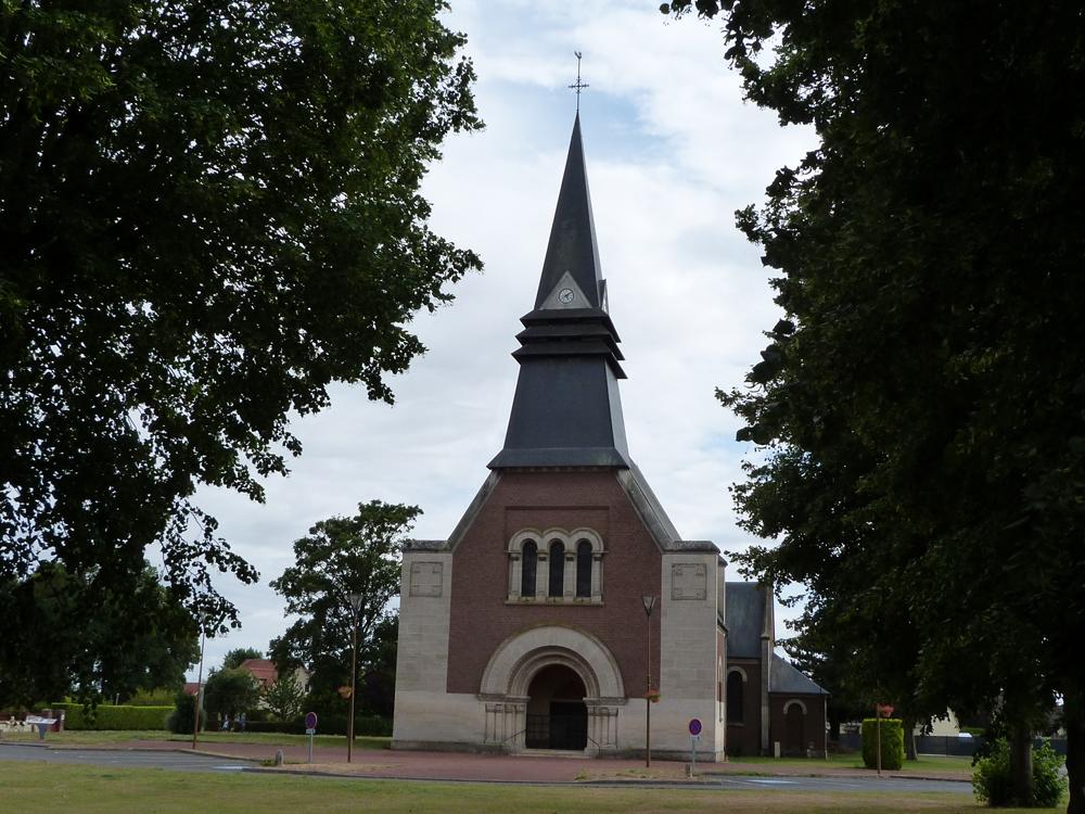 Marcelcave-Eglise-Saint-Marcel-©CCVS