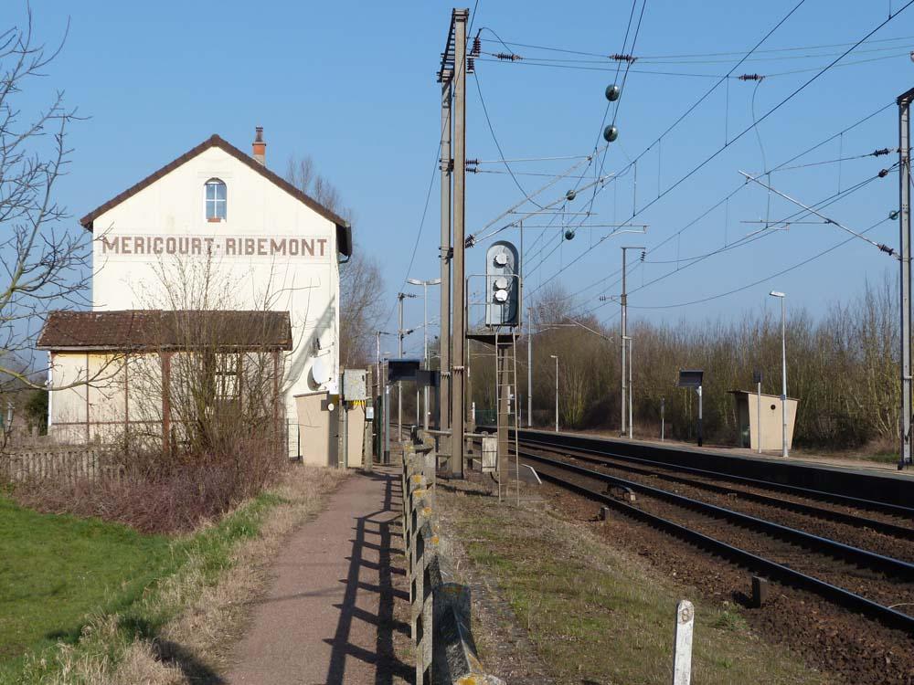 Mericourt-l-Abbe-gare