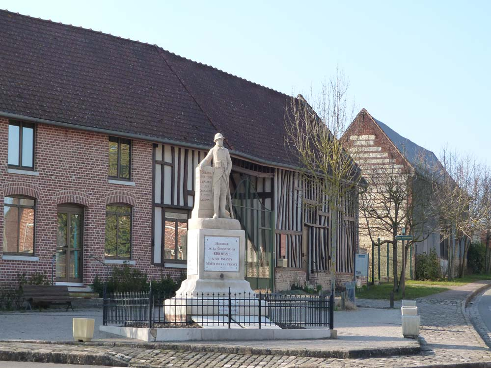 Ribemont-sur-Ancre-mairie