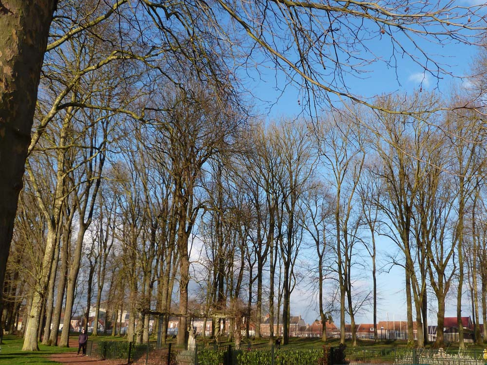 Commune-Villers-Bretonneux-vue-memorial