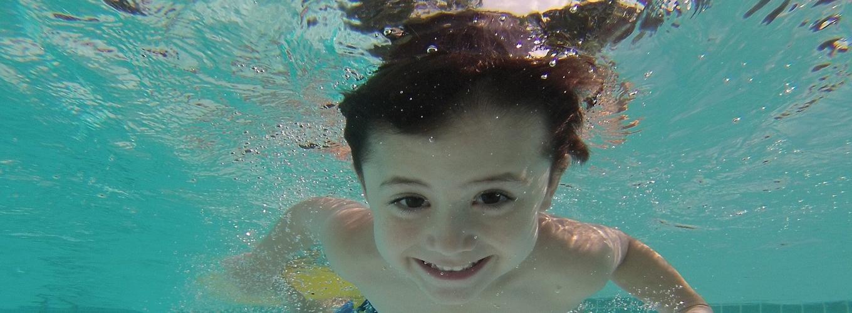 Un été au centre aquatique Calypso
